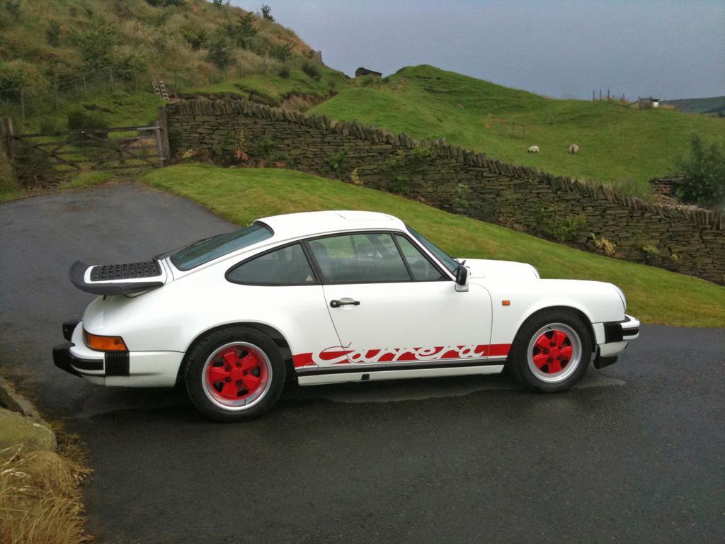Gallery 1989 Porsche Carrera
