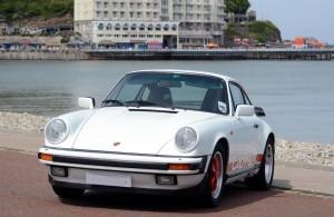 1989 Porsche Carrera - Llandudno, 2014