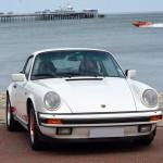 1989 Porsche Carrera - Llandudno 2014