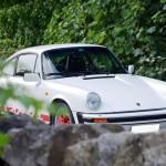1989 Porsche Carrera - Clapham, Yorkshire Dales, June 2014