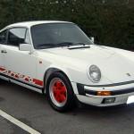 1989 Porsche Carrera -  Tipec, Cheshire Region Concours, Third Place, 2005