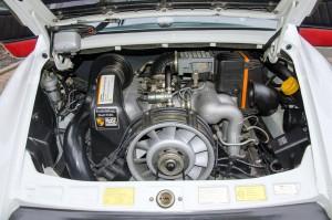 1989 Porsche Carrera - Engine Bay
